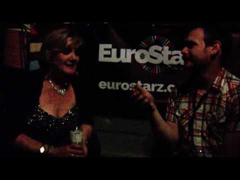 Eurovision Ireland talks to Nicki French at EuroStarz