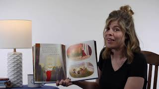 Jesus and the Lions Den by Alison Mitchell & Catalina Echeverri | Read by Tabitha Lee