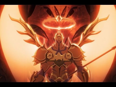 Diablo III - Wrath (Anime) [Fandoblaje Español]