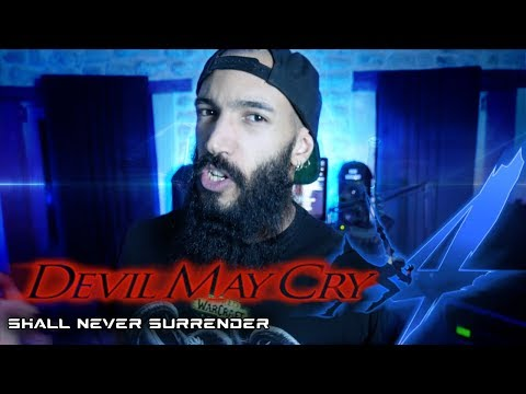 Devil May Cry 4 - Shall Never Surrender | METAL REMIX