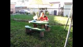 Step2 Naturally Playful Picnic Table Video Review