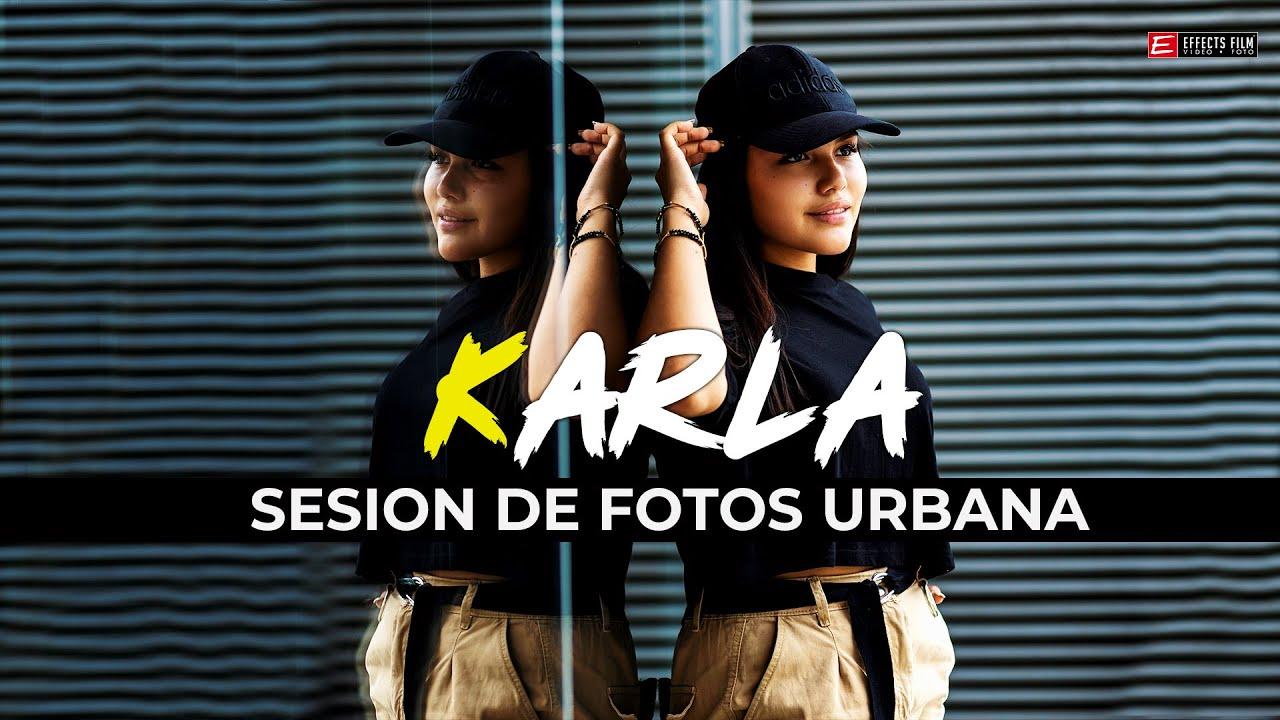 KARLA SESION URBANA ► EFFECTS FILM
