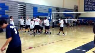 Taft vs. Simi Valley Volleyball Burbank Frosh/Soph Tournament Final 2011 Thumbnail