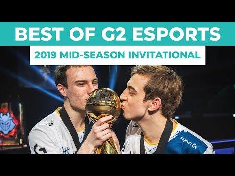 Best of G2 Esports | Mid-Season Invitational 2019