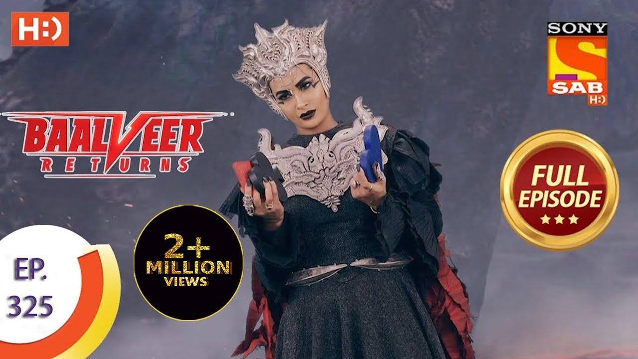 Download Baalveer Returns - Ep 325 - Full Episode - 22nd March, 2021