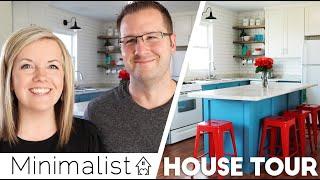 💚New: Minimalist Family HOUSE TOUR 🏠