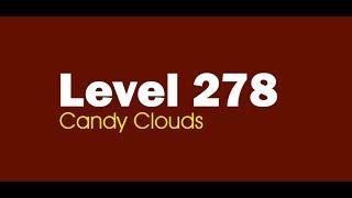 Candy Crush Saga level 278 Help,Tips,Tricks and Cheats
