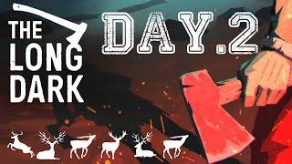 The Long Dark : 漫漫長夜【生存對抗】 阿神 V.S 舞秋風 Day.2
