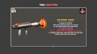 Team Fortress 2 Crafting the Rocket Jumper Sequel