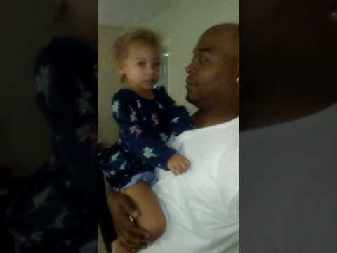 Dad plays prank on his daughter meeting his twin for the first time