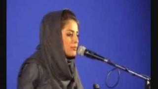 Hi laaهیلا صدیقی ، شعر زیبای بابا ، تقدیم به همه باباهای دربند