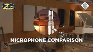 Neumann M147 vs U47 FET at ZenPro Audio