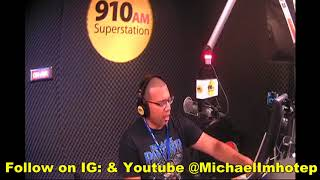 Stand Your Ground Law FL; Ving Rhames' police encounter; NFL Anthem Policy - Michael Imhotep 7-29-18