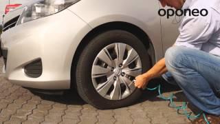 Der Reifendruck – wie ist er zu messen? ● Ratgeber Oponeo™