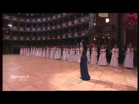 Margarita Gritskova - Tancredi Aria at Wiener Opernball