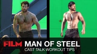 vuclip Man Of Steel Workout Tips