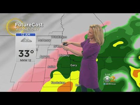 CBS 2 Weather Watch (5 p.m. Feb. 20, 2018)