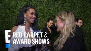 Chanel Iman's First Night Out Since Becoming a Mom | E! Red Carpet & Award Shows