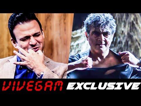Vivegam's Climax Scene - Ajith's Shirtless Scene | Vivek Oberoi Reveals the Moment! | MY 139