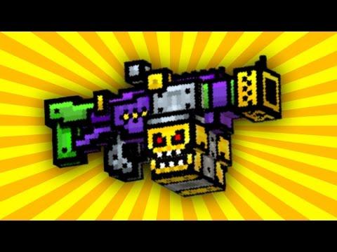 Pixel Gun 3D - Toy Bomber [Review]