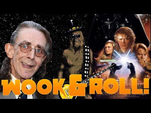 Chewbacca Actor reveals plans for Wookiee Music in Star Wars! (Peter Mayhew Interview)