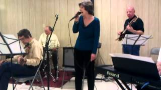 Margie McCoy at East Texas Steel Guitar show in Tyler, Texas 9/16/2012