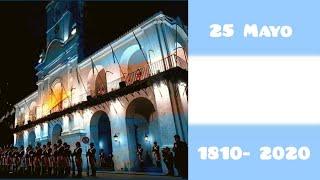 Dia de la patria Argentina (1810-2020)