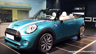 MINI Cooper S Convertible F55 2017 | Real-life review