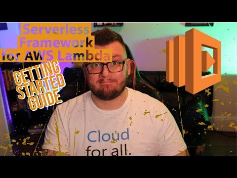 Serverless Framework Beginners Guide For AWS Lambda And Python