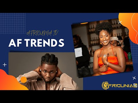 AF TRENDS Ep1: | Omah lay; Tems; Ola ibironke; Ginjaaah your flow