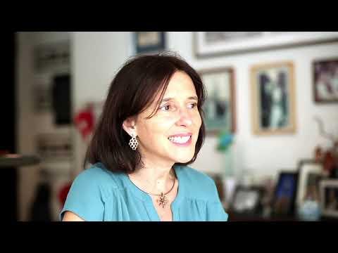 Valentina featured on RAI Television Network talking about La Scuola International School