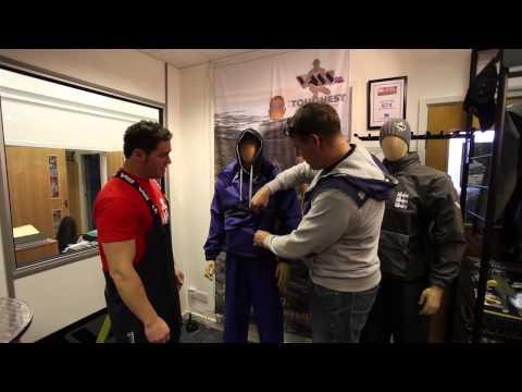 Team Vass 350 Smock Video Review
