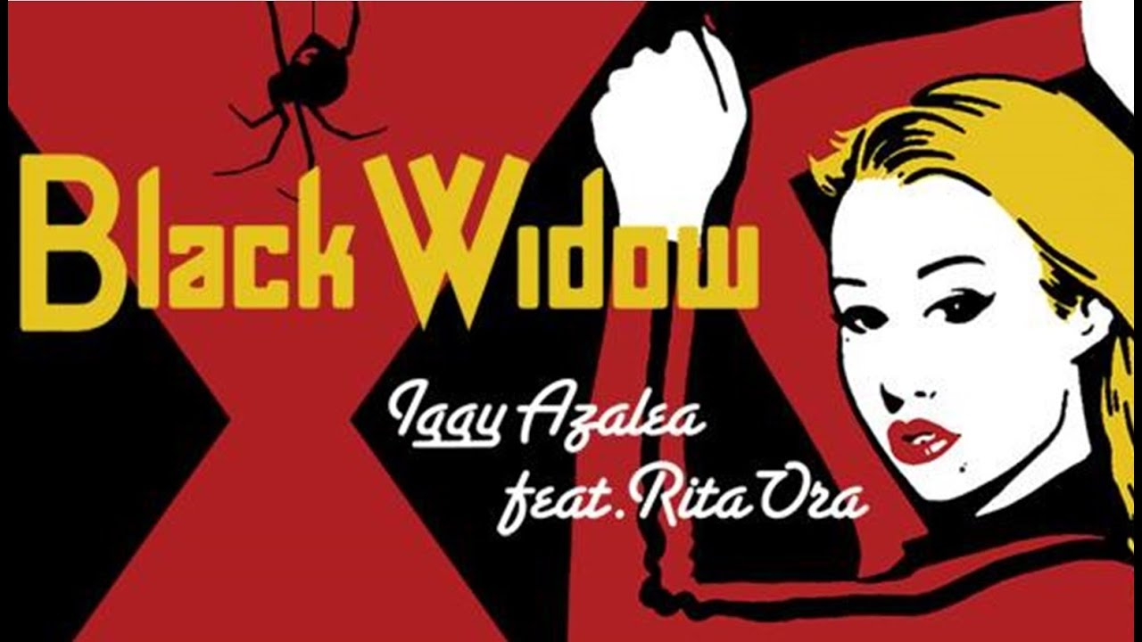 black widow iggy azalea album cover
