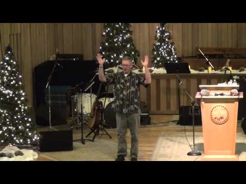 12-7-14 Arcata Christian School Sunday - Guest Speaker Ron Wunner