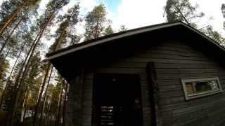 Kylmäluoman leirintäalue 2013- Mökki 19 Siika