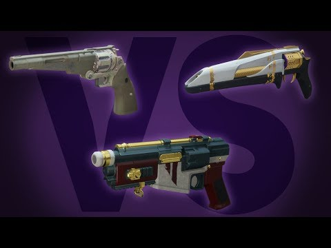 Best Hand Cannon? DFA vs Midnight Coup & More (Legendary 150/140 RPM)