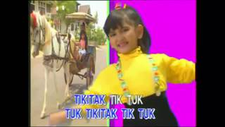 Lagu Anak Indonesia - Naik Delman (Pada Hari Minggu) [HD]