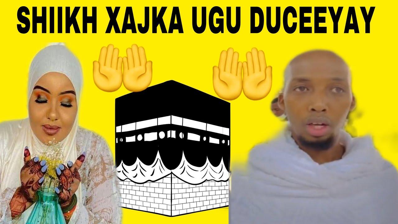 Download Samiixa Hooyadeed oo Xajka Loogu Duceeyay🤲 #Like