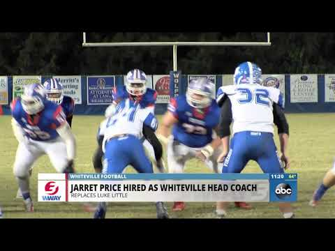 Whiteville hires Jarret Price as new head football coach