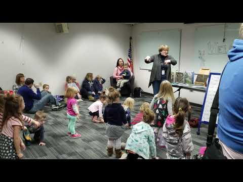 Grandview Heights Public Library's Picasso Preschoolers