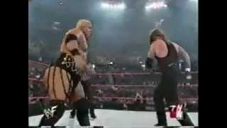 Undertaker vs Rikishi  -  Raw  12/04/00