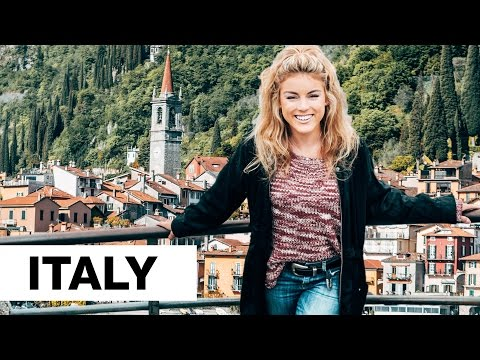 Taking My Girlfriend on Her Dream Vacation | Italy Day 1