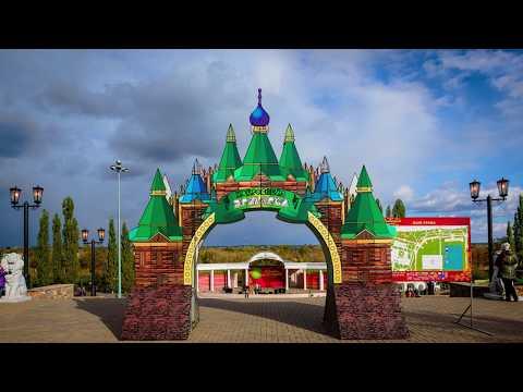 парки и скверы  города Тамбова
