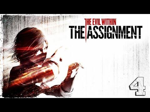 Смотреть прохождение игры The Evil Within: The Assignment. #4: Эпизод 2: Пересечение путей.
