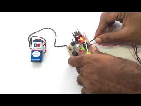 short circuit indicator project youtube rh youtube com Types of Circuits Circuit Projects