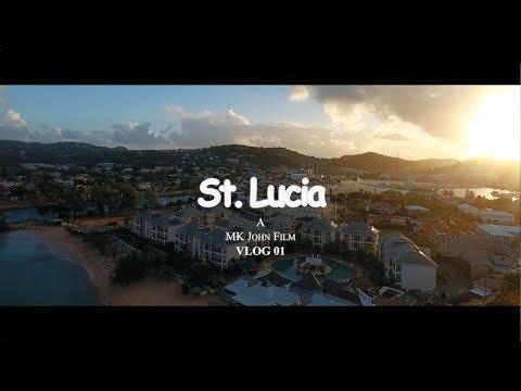 St. Lucia Cinematic Travel FILM