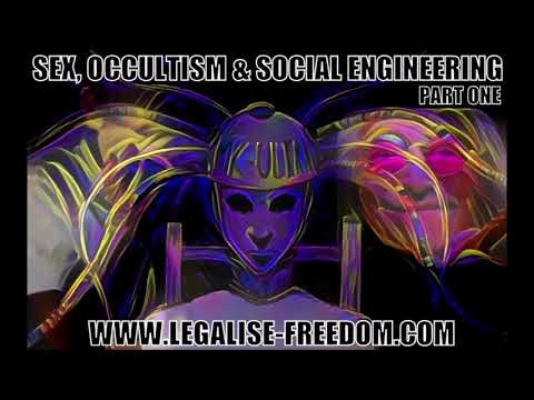 Jasun Horsley - Sex, Occultism and Social Engineering Part One