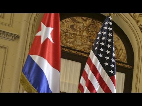Obama'nın Tarihi Ziyareti öncesi Sürgündeki Kübalılar Umutlu