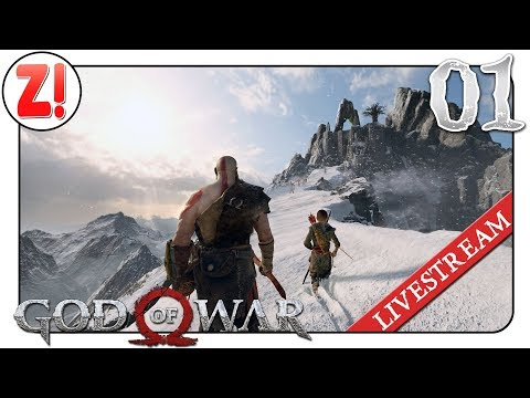 God of War: Kontrolliere die Wut! | #01 | Let's Play [DEUTSCH] [PS4 PRO]