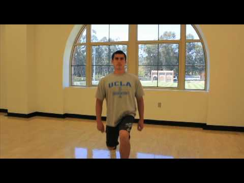BHIP How to: Standing Lunge